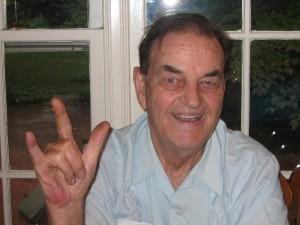 Fr Chuck 50th I Love You
