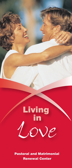 Living in Love Brochure