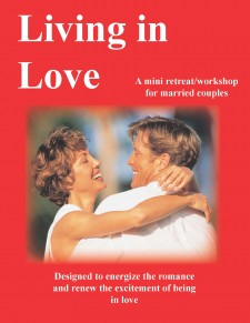 Living in Love Poster