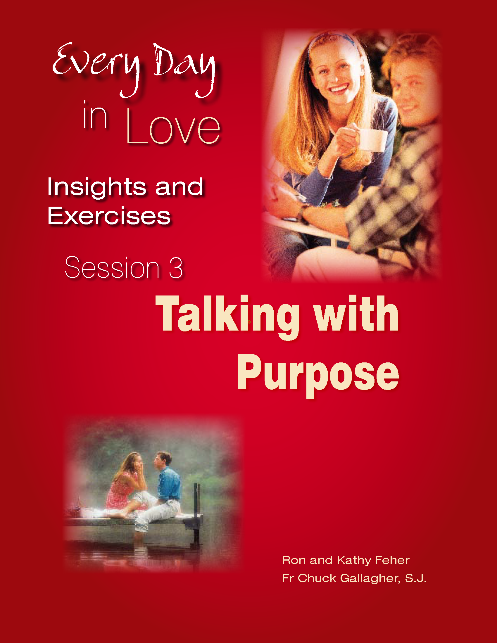 Session 3 Talking with Purpose