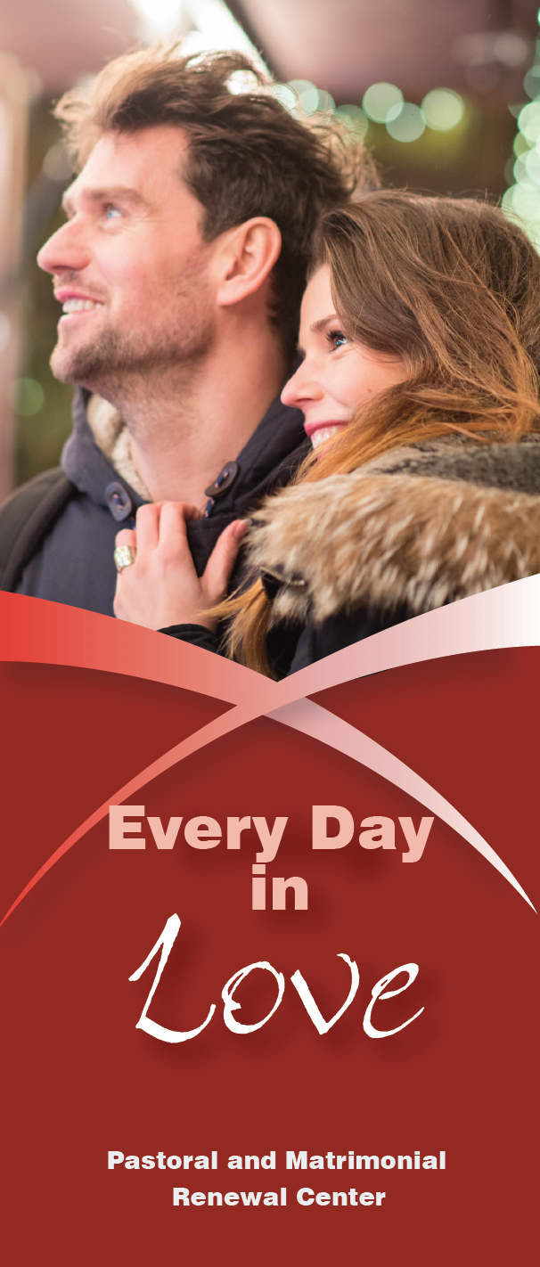 Every Day in Love Brochure